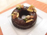 グリルdeちょっぴり大人なチョコ&オレンジケーキ★ - プチフラムスタッフ