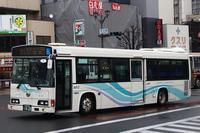 (2017.1) 関東自動車・宇都宮200か1420 - バスを求めて…