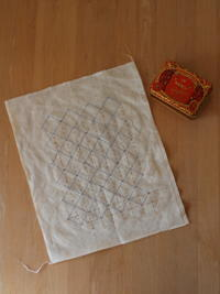 始めるまでに色々あった30-5099 - フランス 白糸刺しゅう教室 Atelier broderie fleurie (アトリエ ブロドリーフルーリ)