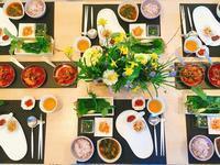 我が家の韓国料理教室1月2月クラスは大根も頑張ります!! - 今日も食べようキムチっ子クラブ (料理研究家 結城奈佳の韓国料理教室)