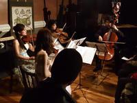 Vol.193 Kvartet Kalkov Konzert live終了しましたm(_ _)m - 鈴鹿どじはうす  jazz情報   営業時間 15:00-22:00 / 休月火 /  [since1980]