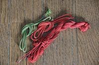 糸の準備 - よしのクラフトルーム