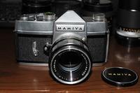 マミヤ プリズマットNP と セコールF.C.58mmF1.7 - nakajima akira's photobook
