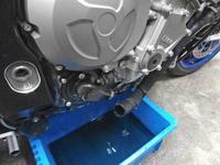S井サン号 BMW HP4コンペの車検&メンテが完了ーー(^O^)/ - バイクパーツ買取・販売&バイクバッテリーのフロントロウ!