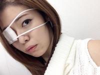 ●眼帯撮影(`回ω・´) - くう ねる おどる。 〜文舞両道*OLダンサー奮闘記〜