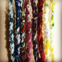 布ロープ - chainowa      -every moment is a gift-