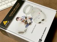 BEHRINGER GUITAR LINK UCG102 が届いた - Lucky★Dip666-Ⅱ