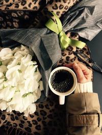 昨日花を買いました💐 - ストレートアヘッド本店支店出張所(岡山支部)