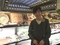 日本橋三越のイベントレポート - ペイントクラフトBlog 編集スタッフの活動日記