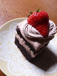 寒いので自宅キッチンで久々に・・・ - 焼き菓子  Maison Hiroko (メゾン・ヒロコ)