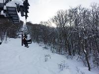 大雪1日目 - refalt blog