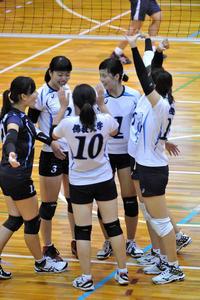 【VチャレンジリーグⅠ女子JAぎふ vs 大野石油@OKBぎふ】17'1/15 - お気ままに…