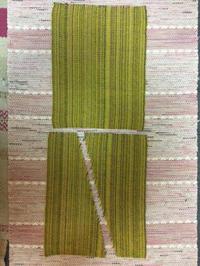 ピコ太郎?なベストの作り方 - 手染めと糸のワークショップ