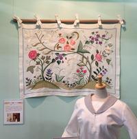 東京国際キルトフェスティバルに行ってきました - 浜松の刺繍教室 l'Atelier de foyu の 日々
