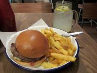 ロンドンのハンバーガーショップ・ベスト21 - イギリスの食、イギリスの料理&菓子