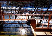 お部屋で雪見露天♪ - 金沢犀川温泉 川端の湯宿「滝亭」BLOG