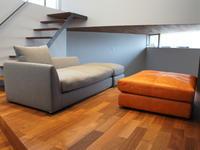 トレンドカラー・グレー  ×キャメルレザー-広島インテリアショップFlou(フロウ)- - Flou (フロウ) -atmosphere of interior- ブログ