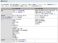「大学院留学」準備校としてのIDEAS(2): 受験や進路面談のスケジュール[前半] - Life@イデアス(アジア経済研究所 開発スクール 27期生ブログ)