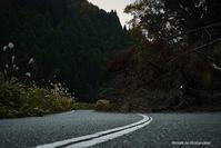 県道28号線の通行禁止エリア - Mark.M.Watanabeの熊本撮影紀行