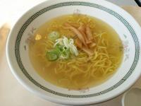 千歳科学技術大学食堂で210円ラーメン(千歳市美々:2017年8杯目) - eihoのブログ