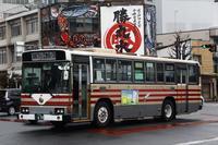 (2017.1) 関東自動車・栃木22う674 - バスを求めて…