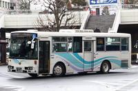(2017.1) 関東自動車・宇都宮200か1460 - バスを求めて…