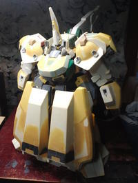 MGTHE-O小林版 - Hyper weapon models 模型とメカとクリーチャーと……