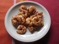 <イギリス料理・レシピ> イギリス風エビチリ【Spicy Prawns】 - イギリスの食、イギリスの料理&菓子