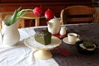 早春のテーブルは、和洋折衷 - 暮らしを紡ぐ