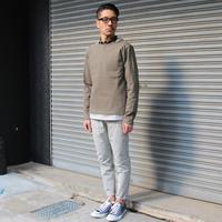 人気のカットソーが新色を加えて新展開! - AUD-BLOG:メンズファッションブランド【Audience】を展開するアパレルメーカーのブログ