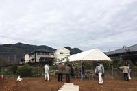 「Forest BarnKURA-STYLE/土間ダイニングのある家」の地鎮祭でした☆ - プロトハウス通信〜住まいは生き方