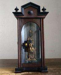 黒いマリア幼子イエス聖母子像礼拝堂付き  /259 - Glicinia 古道具店