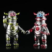 三変化カイジュウ、サラマンダー・D5、発売 - 下呂温泉 留之助商店 店主のブログ