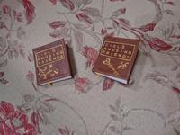 豆本「CIEL&AMUSINGFRIENDS」出来ました♪^^ - rubyの好きなこと日記