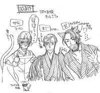 漫画のストーリー構成のコツ 8 - 山田南平Blog