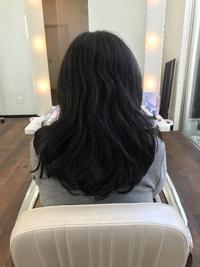 必要な部分のみの縮毛矯正でまるでストカールのような仕上がりに(^^♪ - 浜松市浜北区の美容室 SKYSCAPE(スカイスケープ) 店長の鶸田(ひわだ)のブログです