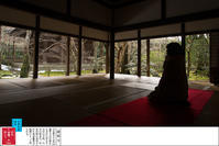 < 京都冬旅・洛北「蓮華寺」編 > (写真部門) - Revoir...