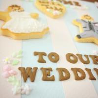 ♥結婚式の準備♥ - まんなのお菓子工房