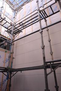外壁工事 - ハヤカワ日記