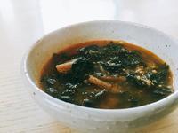 「シレギクッ」と福岡クラスご案内 - 今日も食べようキムチっ子クラブ (料理研究家 結城奈佳の韓国料理教室)