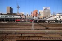 藤田八束の鉄道写真@一ノ関駅にて貨物列車の写真を撮っちゃいました・・・・貨物列車「金太郎」 - 藤田八束の日記