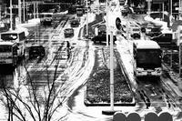 銀色の街 - Yoshi-A の写真の楽しみ