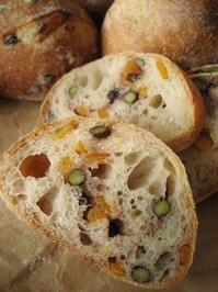 ゆずと黒千石のコンプレ - slow life,bread life