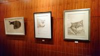 高橋行雄 絵画展猫たちの気まぐれな日常。 - 一意専心のシャッターを!