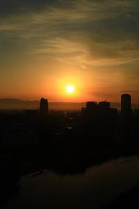 SUNRISE~帝国ホテル宿泊紀 (旅行・お出かけ部門) - 司法書士 行政書士の青空さんぽ
