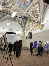 CON-FINIS personal exhibition Chigusa Kuraishi - イタリアの風:Chigusa Kuraishi Blog