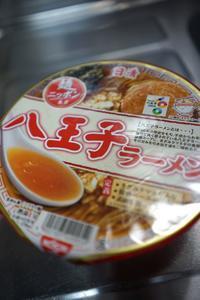 日清麺ニッポン 八王子ラーメン - Quetzalcóatl 2