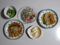 ブログに洩れた・食事のデザイン写真・・・45 - かってに美「ART」