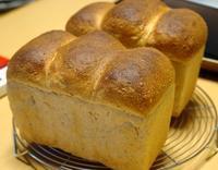 山食&嬉しい頂きもの - ~あこパン日記~さあパンを焼きましょう