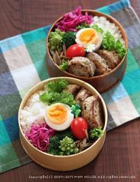 れんこんおから和風バーグ ✿ 野菜そば(๑¯﹃¯๑)♪ - **  mana's Kitchen **